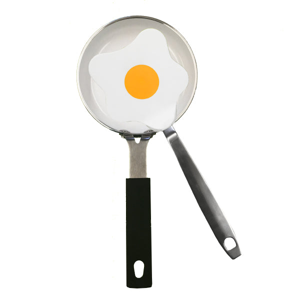 KLOC Aluminum Fry Pan with Egg Spatula