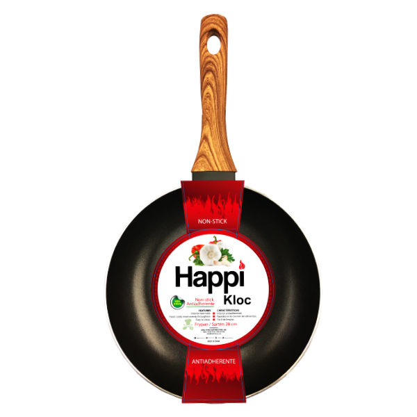 HappiKloc Frying Pan 28 cm.