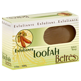 Betres Loofah Soap 3.5 oz.