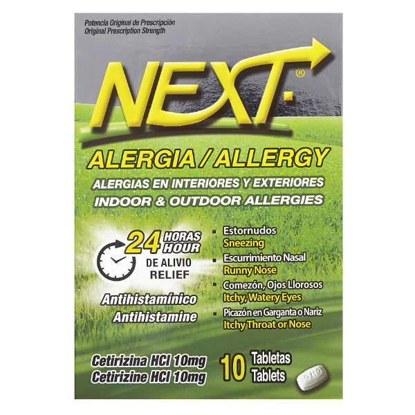 NEXT Allergy Tablets