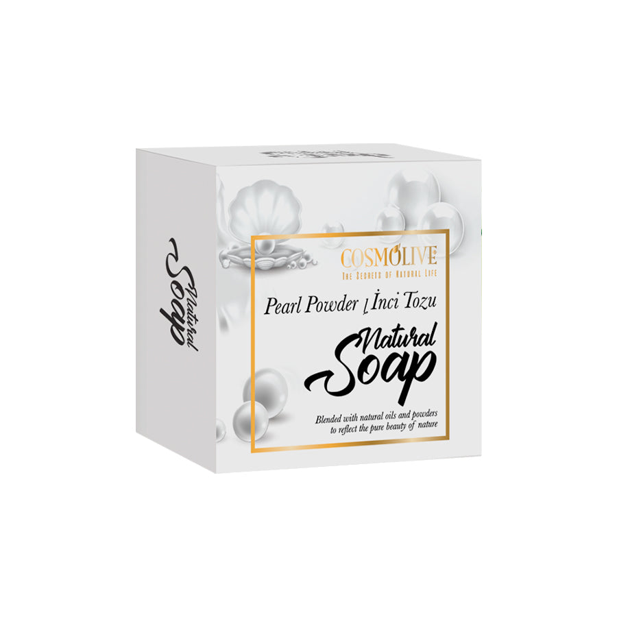 Cosmolive Pearl Powder Soap