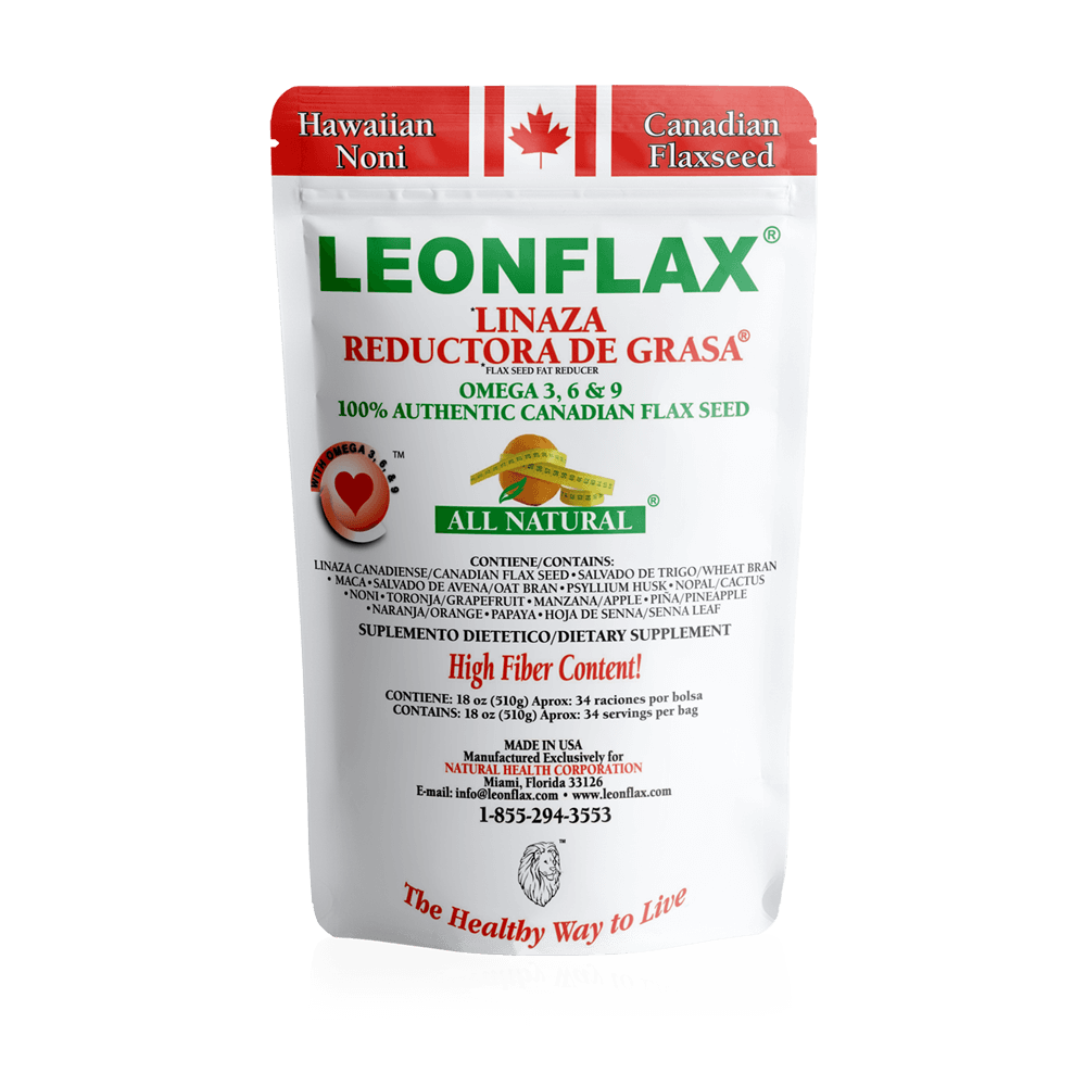 Leonflax Flax Seed Fat Reducer 18 oz.