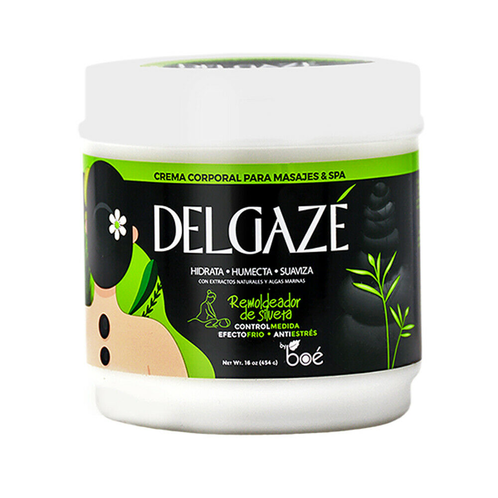 Delgaze Natural Cream 16 oz.