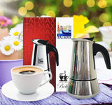 S/S Italmax Espresso Coffee Maker (Available in different cup sizes)