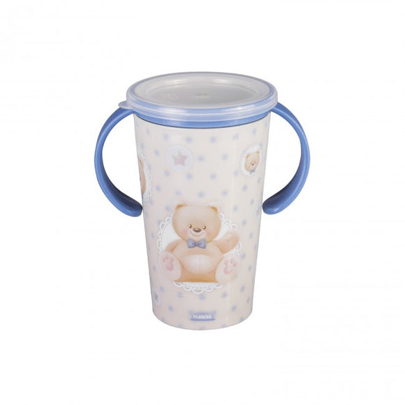 Teddy Bear Magic Mug (Blue)