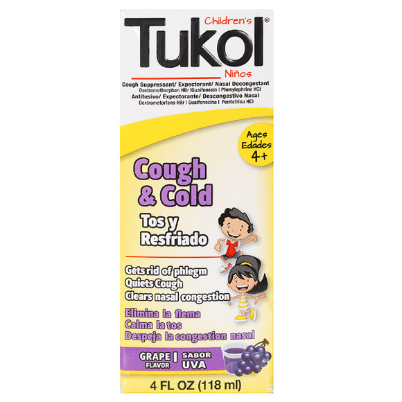 Tukol A+ Children Cough Syrup
