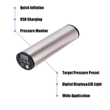 portable usb rechargeable air inflator
