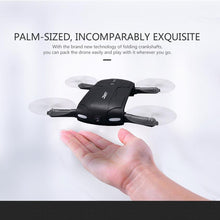 ultimate foldable pocket selfie drone with hd camera