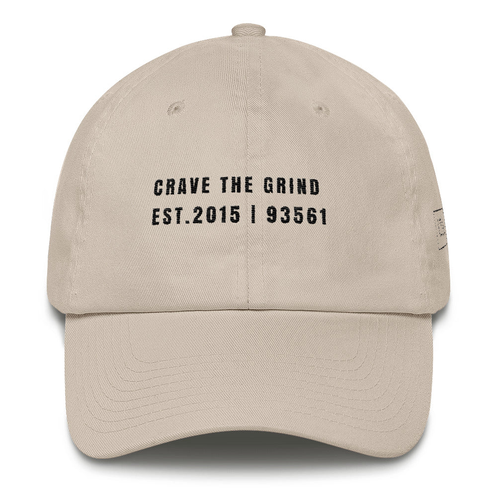 CRAVE THE GRIND CAP