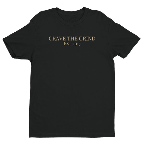 Crave The Grind Fitted Tee