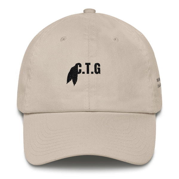 C.T.G Feather Cap