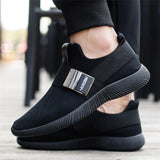 Summer men mesh Sport running shoes breathable air casual Outdoor sneakers