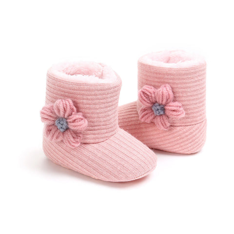 Baby Boy Girl Boots Shoes Newborn Infant Winter Warm Soft for 0-18M Baby Shoes