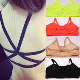US Fashion Women Summer Vest Top Sleeveless Shirt Blouse Casual Tank T-Shirt Y