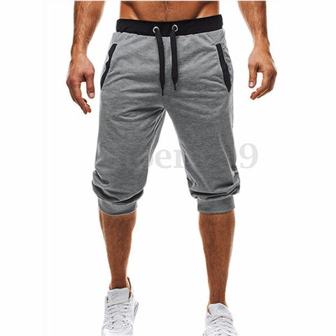 INCERUN Men's Casual Jogger Baggy Dance Harem Slack Sweat Pants Trousers Shorts