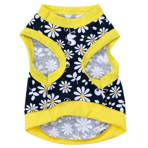 Unisex Dogs Clothing Puppy Various Summer Vest T Shirt Dress Apparel Costume New