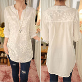 Fashion Women Summer Loose Top Short Sleeve Blouse Ladies Casual Tops DZ88