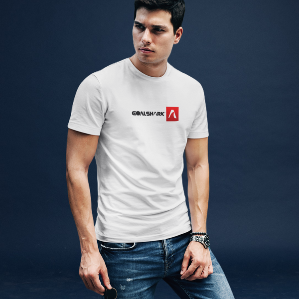 Men's white Icon T-shirt
