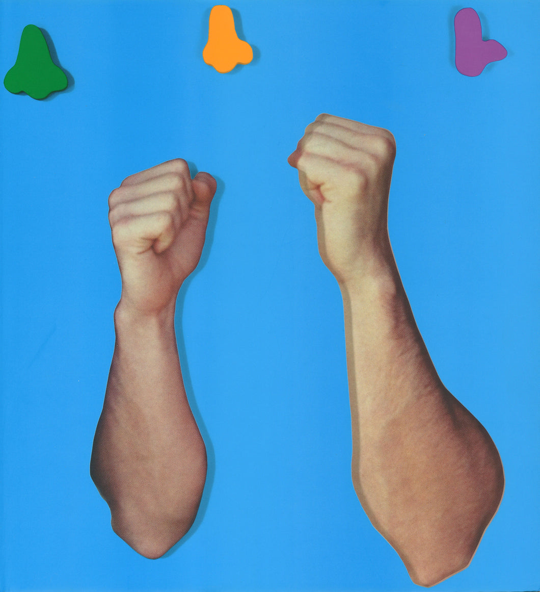 John Baldessari: Arms & Legs (Specif. Elbows & Knees), Etc.