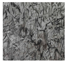 Julie Mehretu: Grey Paintings