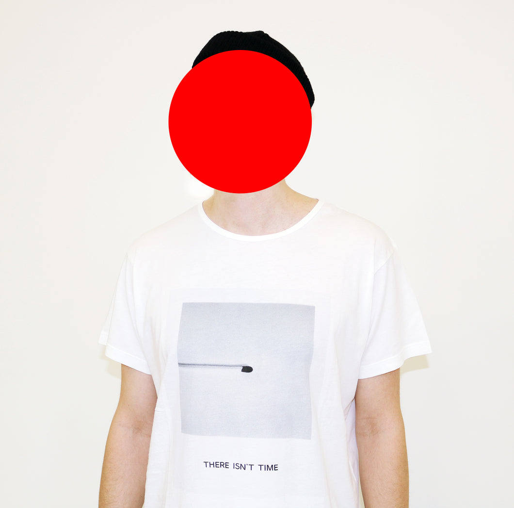 John Baldessari: There Isn't Time T-shirt