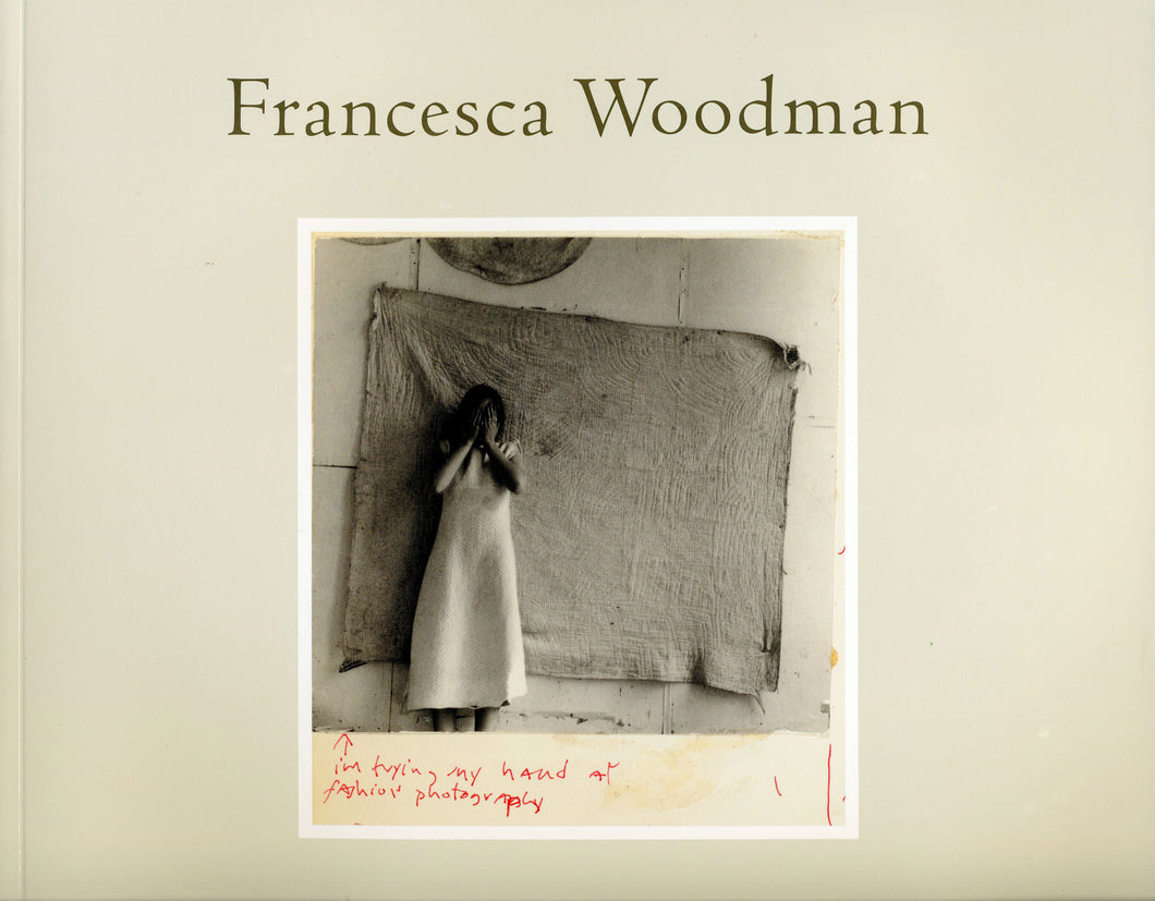 Francesca Woodman: I'm trying my hand at fashion photography