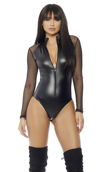 Impact Long Sleeve Romper