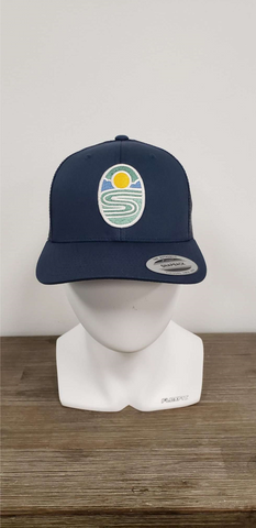 Wohven Hat with September Patch