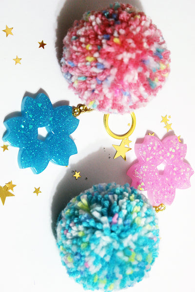 ADD-ON A Pom Pom To Any Charm Order