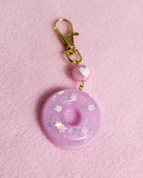 Pink Jelly Cake Charm