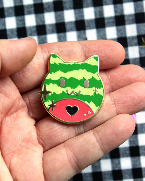 Catermelon - Hard Enamel Pin