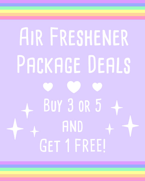 Air Freshener Bundles