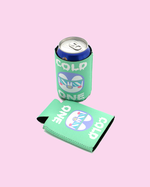 Neoprene Cold One Can Cooler