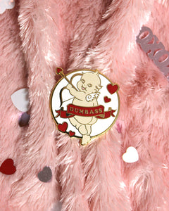 Stupid Cupid Valentine's Day Hard Enamel Pins