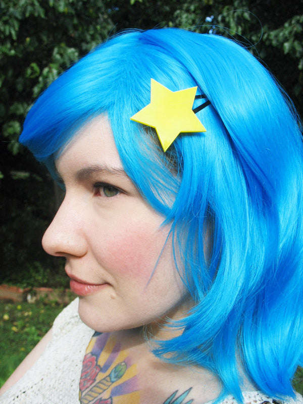Ramona Flowers Star Hair Clip Scott Pilgrim 4 Colors Available