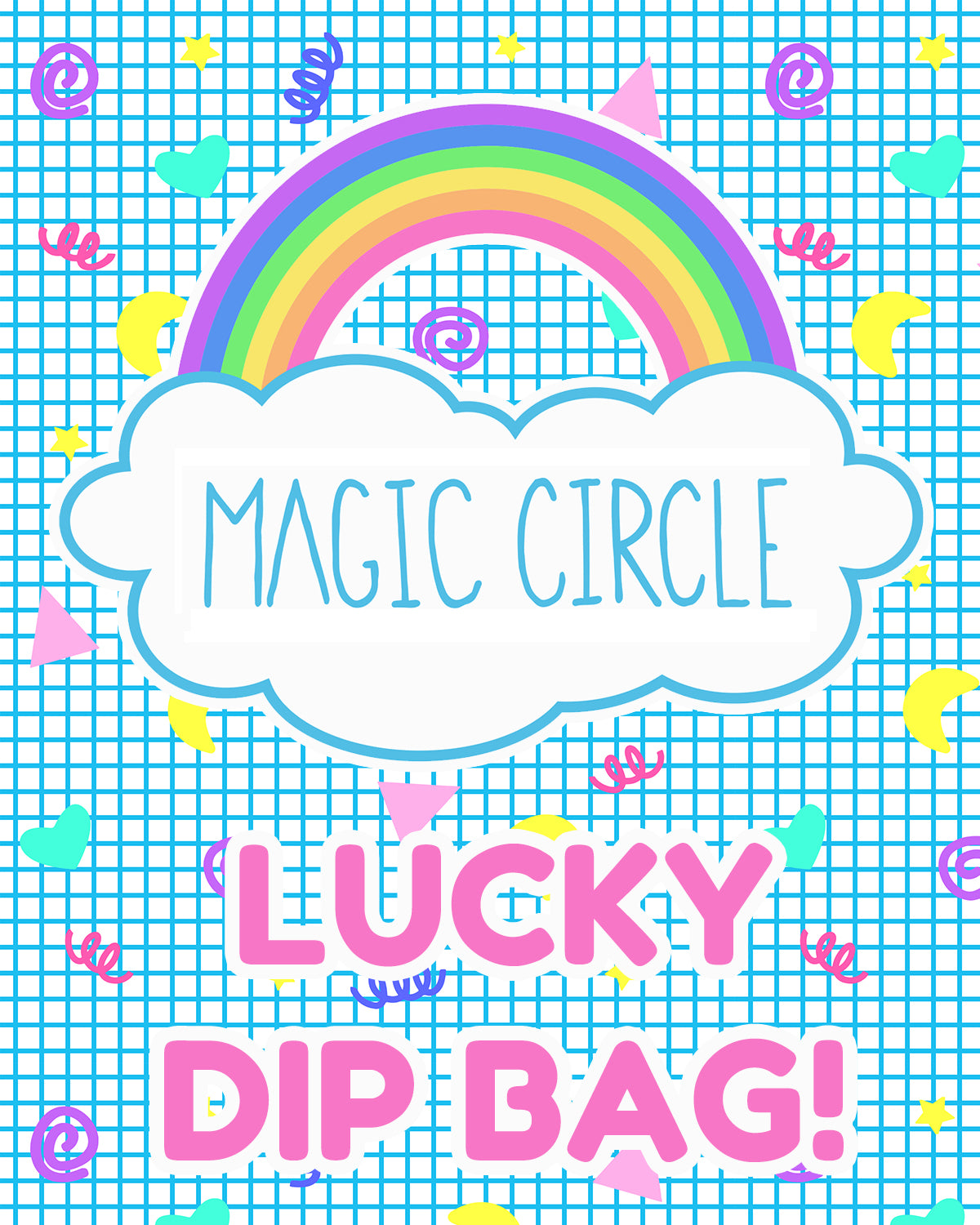 Magic Circle Products Only Lucky Bag Fukubukuro