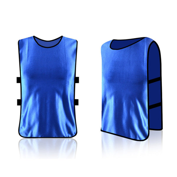 2017 Team Soccer Jersey Vest Men's Football Basketball Team Training Shirt Plus Size Sleeveless  For Men Sports