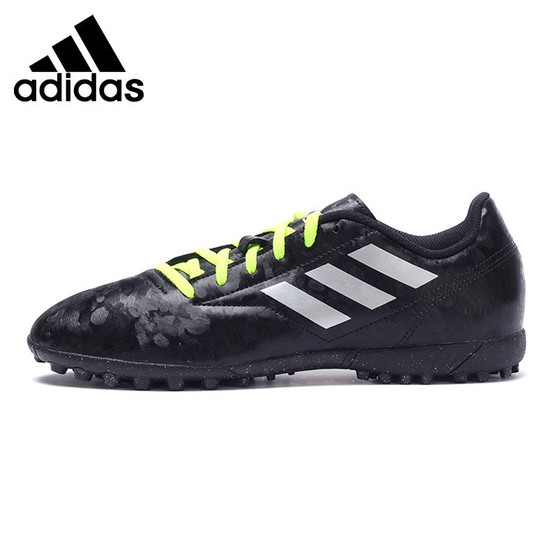 2018 Black Adidas Men's Soccer Football Shoes Sneakers