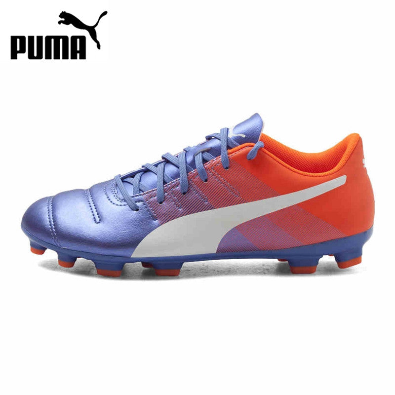 Original PUMA EVO POWER4.3AG Men's Soccer Shoes Football Sneakers