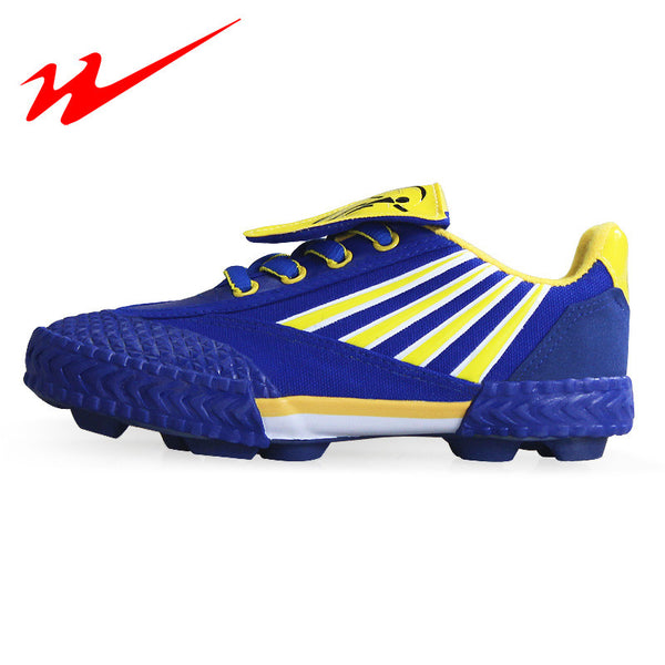 Double Star 2017 Men Soccer Shoes Wear-resistant Non Slip Football Shoes Hard Court Outdoor Sneakers Trainers Adults Shoes