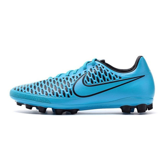Original NIKE AG men's Soccer shoes sneakers
