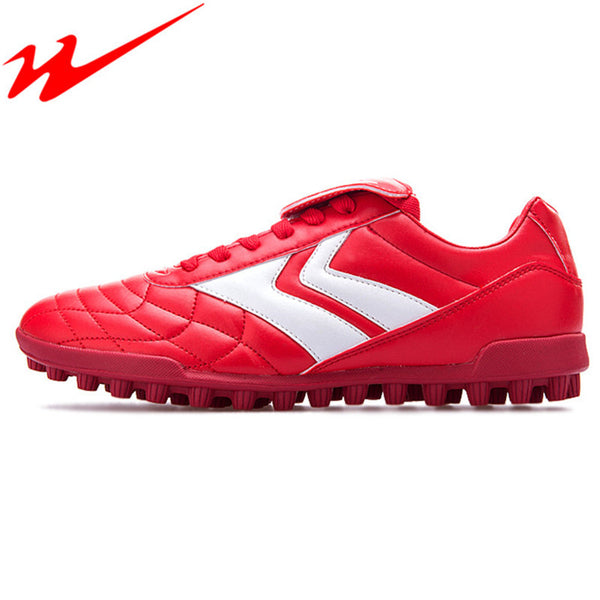 DOUBLE STAR Brand Soccer Cleats Football Boots Men Indoor Soccer Training Footwear Cleats Zapato