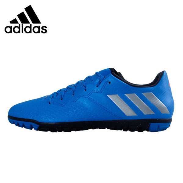 Blue/Grey Adidas Men's Soccer Football Shoes Sneakers
