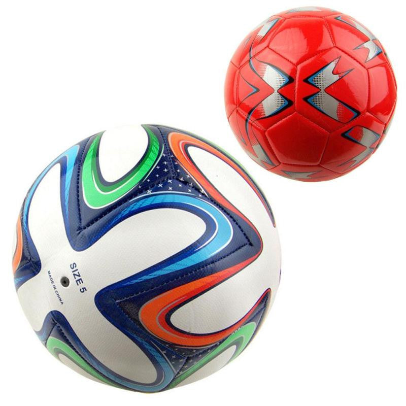 2017 Confederations Cup Size 5 Seamless PU Soccer Ball Top Training Size 5 Football with high quality