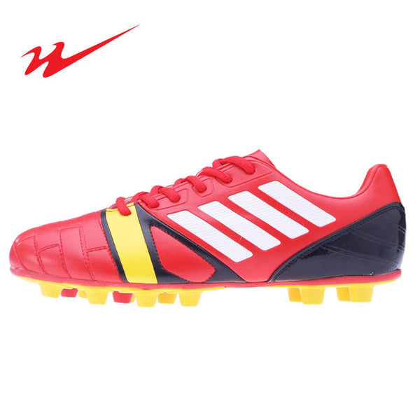 DOUBLE STAR 2017 Brand Men's Soccer Cleats Boots Artificial Grass Ground Football Men Indoor Soccer Shoes Cleats Boots