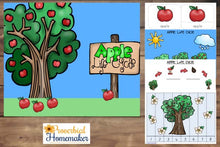 Apple Life Cycle Printable Pack
