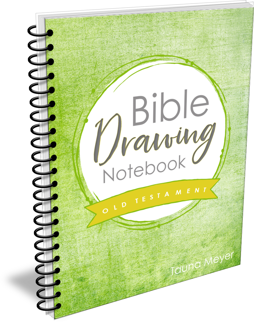 Bible Drawing Notebook (Old Testament)