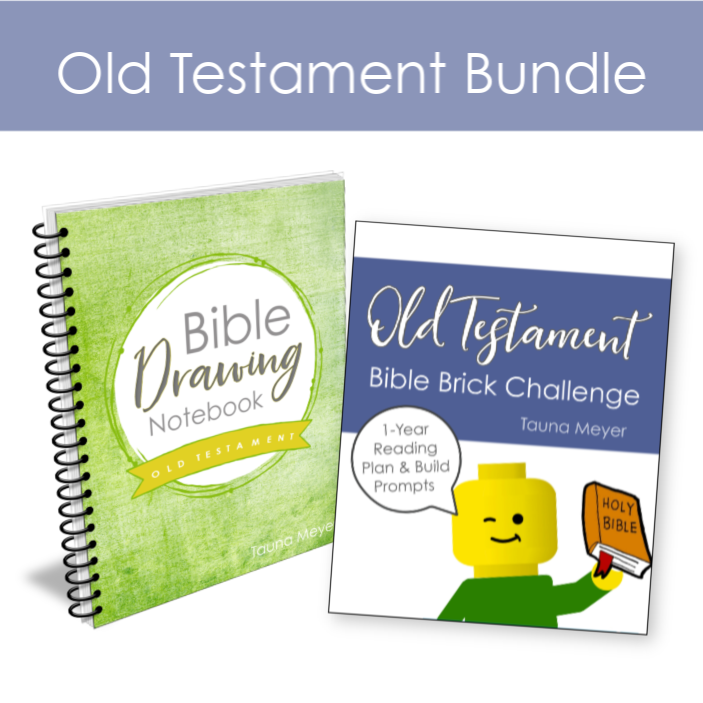 Old Testament Bible Time Bundle
