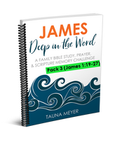 (Pack 3) James Scripture Challenge (James 1:19-27)