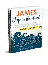 (Pack 11) James Scripture Challenge (James 5:7-12)